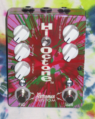 SPIN EFFECT HiOctone